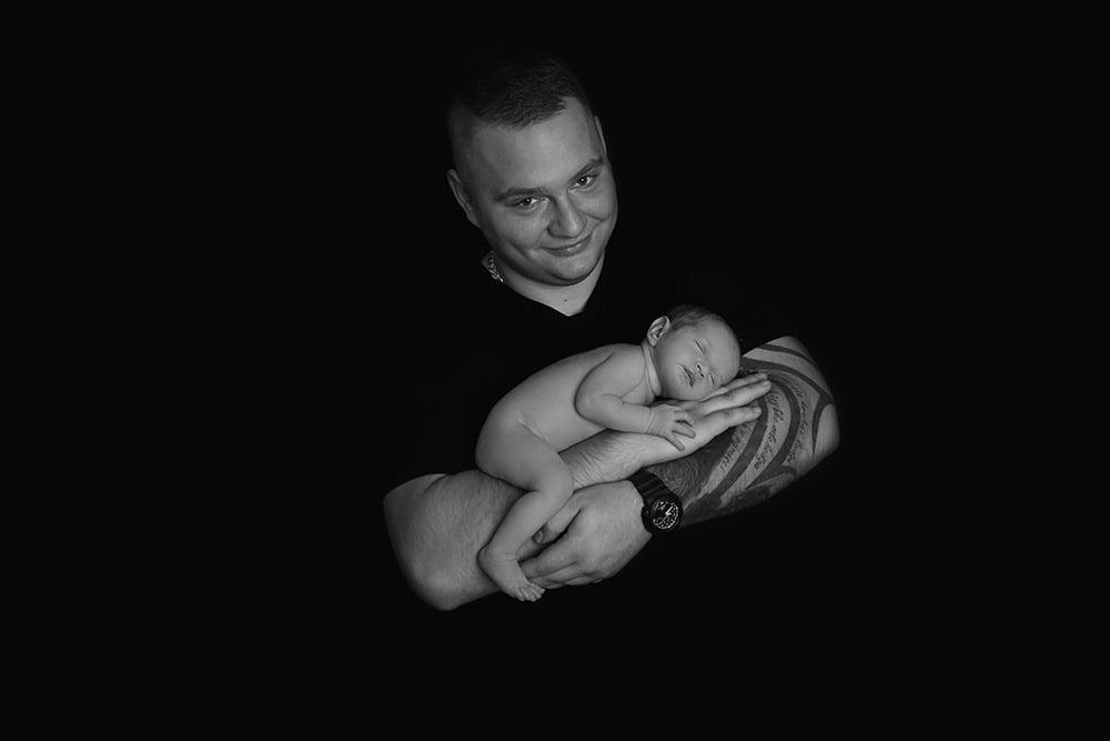 Sesja noworodkowa w Chełmie, Fotograf Noworodkowa