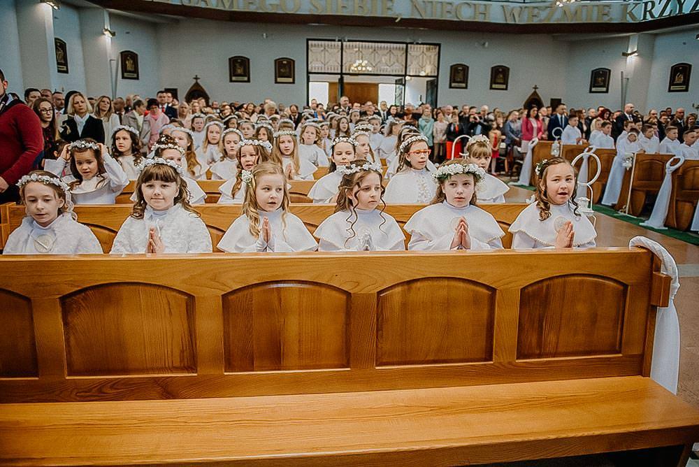 Fotograf Komunijny w Chełmie, Zdjęcia z Komunii