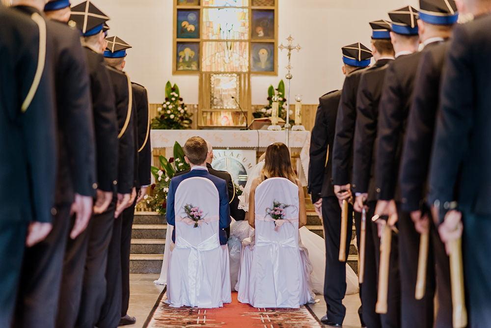 Ślub Strażaka w Lublinie Fotograf na ślub