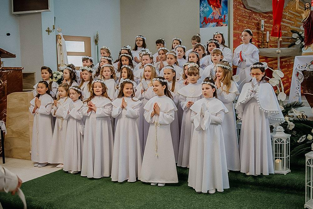 Fotograf na Pierwszą Komunię Świętą w Chełmie, Zdjęcia z Komunii