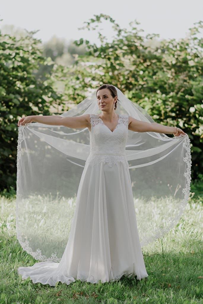 Plener Ślubny w lesie fotograf na ślub