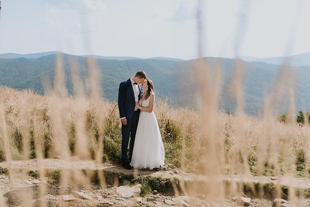 Plener w Bieszczadach, Fotograf na plener ślubny