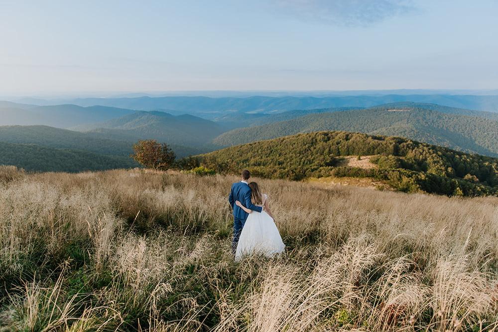 Plener w Bieszczadach, Fotograf na Ślub