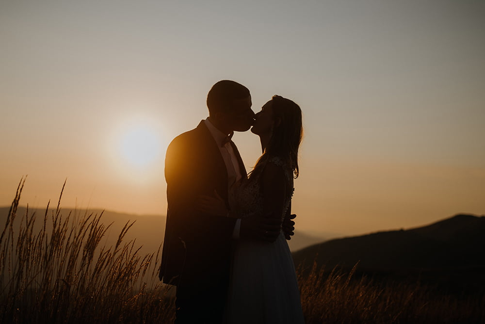 Sesja Ślubna w Bieszczadach fotograf na wesele