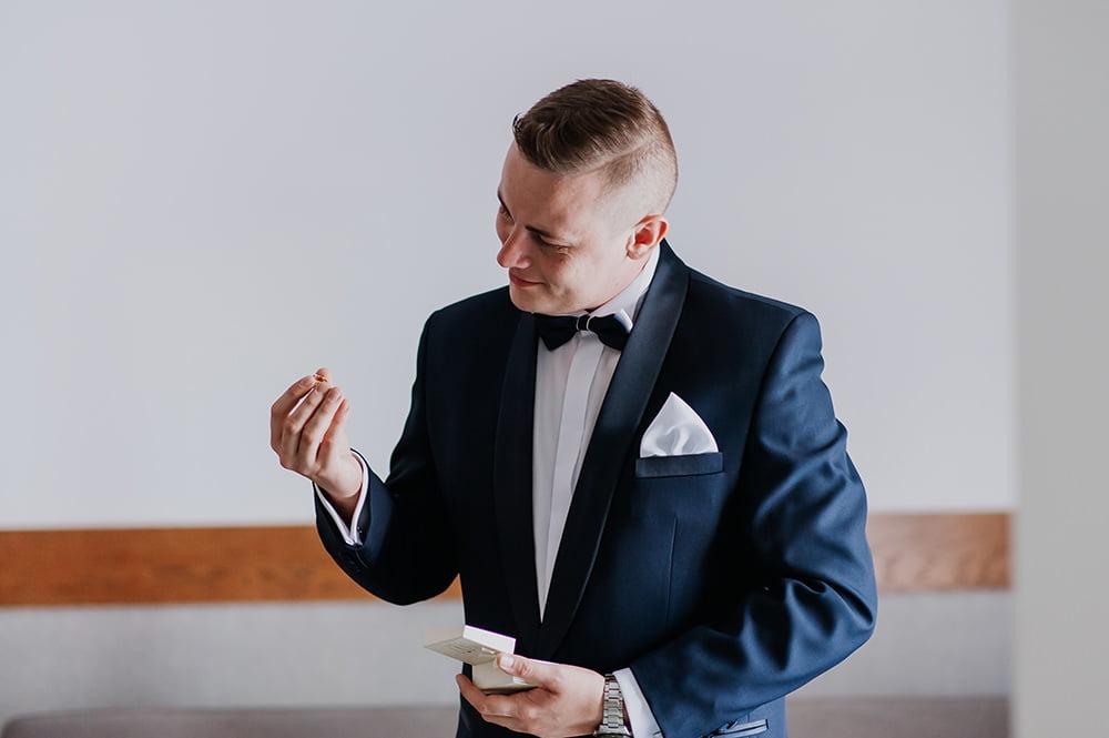 Przygotowania Ślubne Hotel Kozak Chełm fotograf na ślub