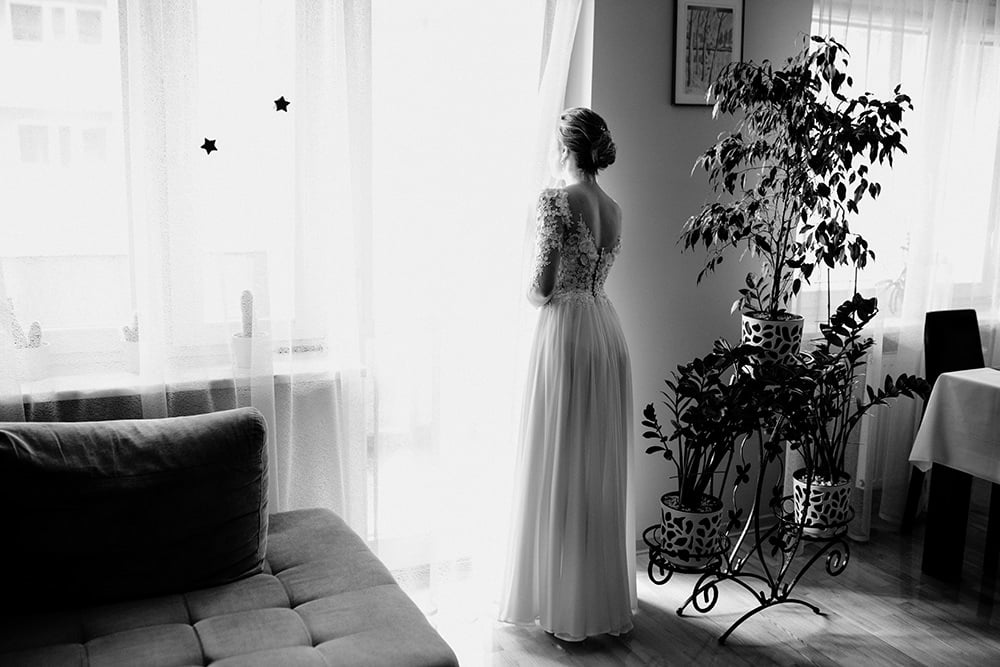Przygotowania Ślubne Lublin fotograf na ślub
