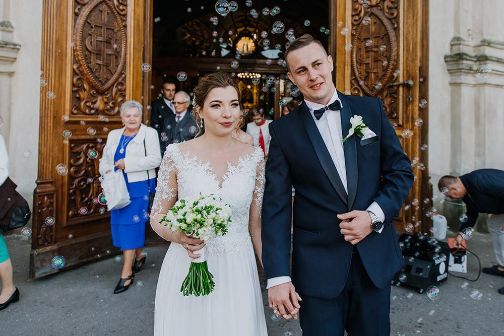 Kościół Rozesłania Św. Apostołów w Chełmie fotograf na ślub