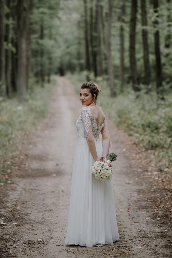 Plener Ślubny Chełm Las Borek