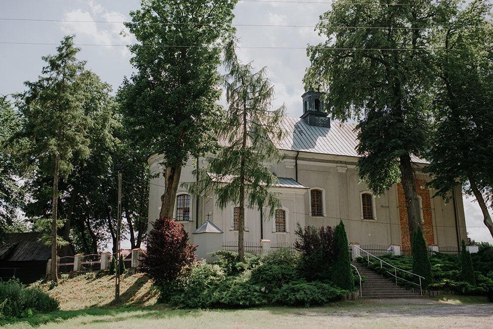 Kościół Panny Młodej w Goraju